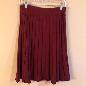 J. Crew Wool Skirt Size Medium